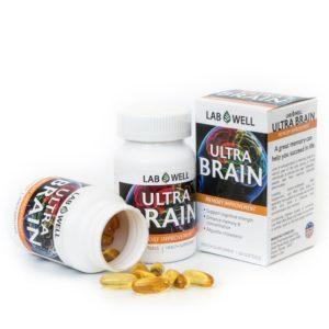 Lab Well Ultra Brain