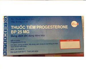 Progesterone Injection BP 25mg