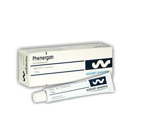 Phenergan 2% 10g