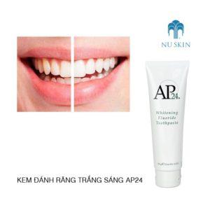 Kem đánh răng AP24 Nuskin